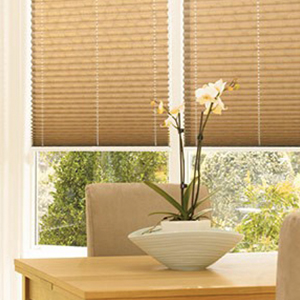 Pleated Blinds Hull, East Yorkshire | Ideal Blinds